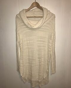 Free People Sweater Dress S-M