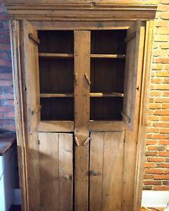 Antique wardrobe/dresser