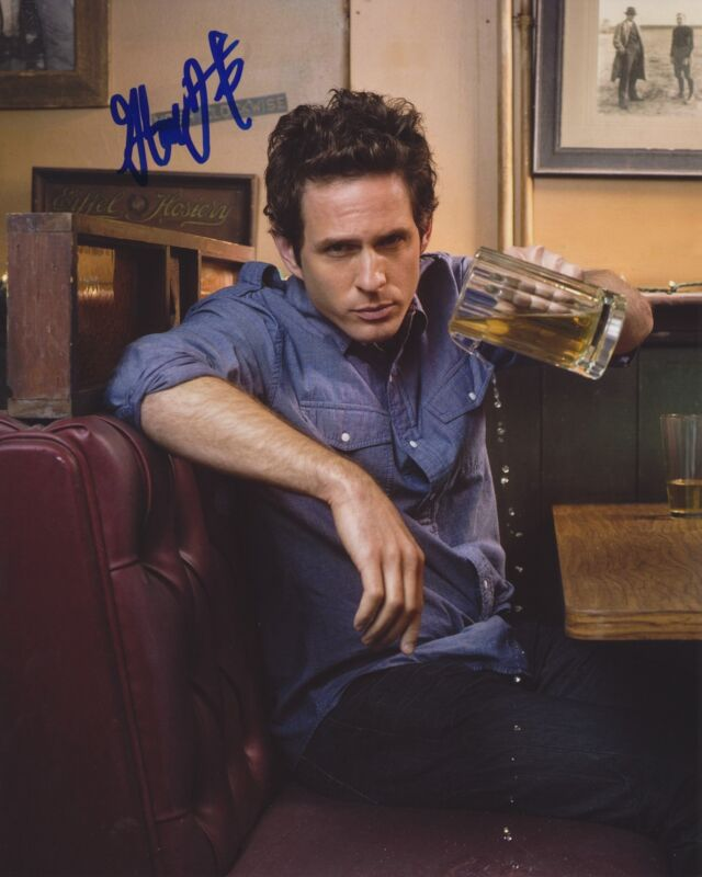 GLENN HOWERTON SIGNED IT'S ALWAYS SUNNY IN PHILADELPHIA 8X10 PHOTO 3