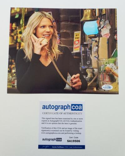 Kaitlin Olson Signed 'It's Always Sunny in Philadelphia' 8x10 Photo ACOA C