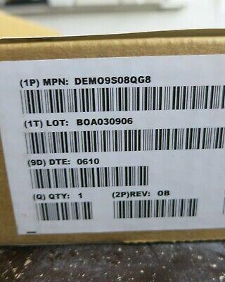 Brand New Demo9s08qg8 Freescale Semiconductor Demo Board
