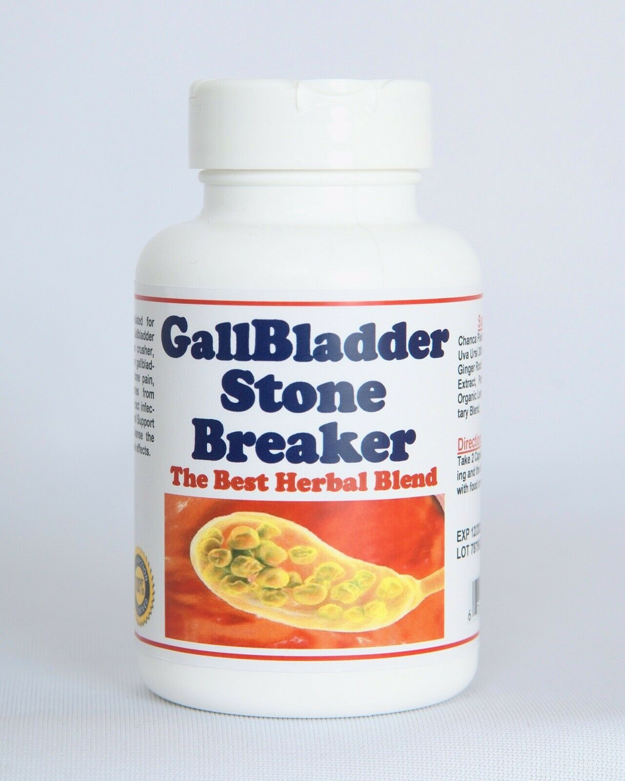 GALLBLADDER STONE BREAKER to Treat & Prevent - ORIGINAL - BUY CHEAPLY PAY DEARLY