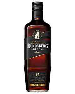Bundaberg 12 Year Old Rum 700mL bottle Dark Rum