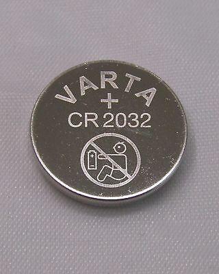 10x CR2032 Knopfzelle Bulk 3V Batterie Varta