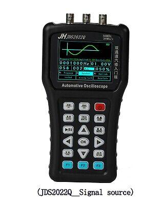 Jds2022q Automobile Diagnose Oscilloscope 2chmultimetercar Signal Simulator