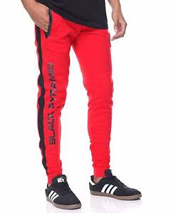 Black Pyramid Tech Nylon Joggers LARGE Sydney City Inner Sydney Preview