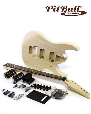 Pit Bull Guitars XBF-1 Electric Guitar Kit