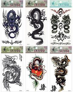 Dragon dragons cool tattoo tribal mix tiger claw makeup for Tribal claw tattoo