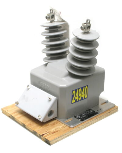 ABB VOY-12 E-7525A87G36 24940:120VAC 500VA Voltage Transformer