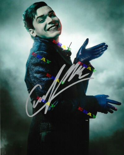 CAMERON MONAGHAN GOTHAM JOKER AUTOGRAPHED Signed 8x10 Photo REPRINT