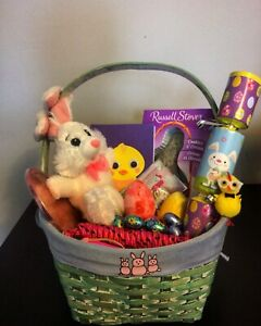 Kids Easter gift baskets