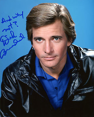 Dirk Benedict - Templeton 'Faceman' Peck - The A-Team - Signed Autograph REPRINT
