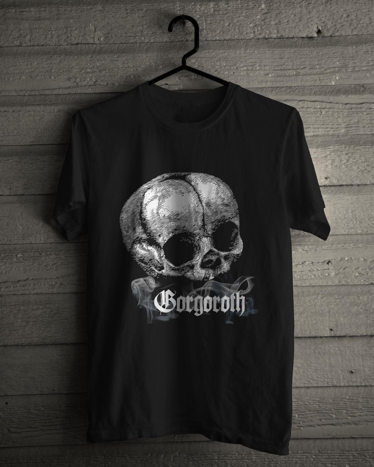 Free Shipping!Vintage Gorgoroth T-shirt/Black Metal T-shirt/Metal T-shirt/Band T-shirt/Gorgoroth T-shirt/Gorgoroth Tour C6zSUj68t