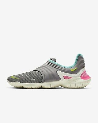 Nike Free RN Flyknit 3.0 Women's Running Trainers UK 4.5 EUR 38 (AQ5708 002)