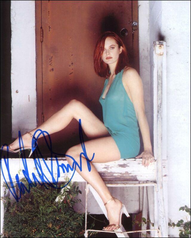 "Rachel Blanchard ""Clueless"" AUTOGRAPH Signed 8x10 Photo B ACOA"
