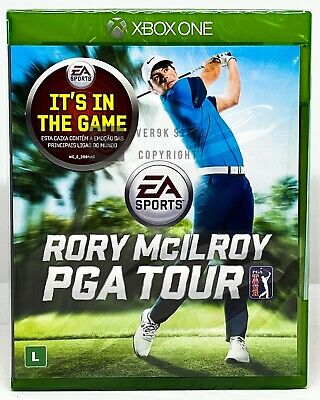Rory McILROY PGA Tour - Xbox One - Brand New | Portuguese Cover for sale  Shipping to Nigeria