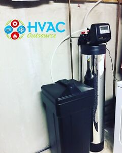 Water Softener & Filtration Systems Installed