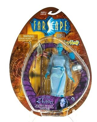 NEW Farscape PA'U ZOTOH ZHAAN SPIRITUALIST AND HEALER Series 1 action figure