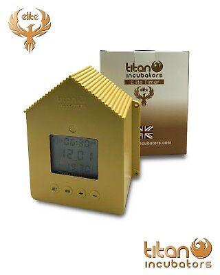 ELITE Chicken Coop / House Automatic Door Opener - By Titan Incubators