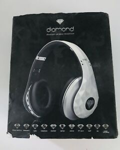 DIAMOND BLUETOOTH WIRELESS HEADPHONES