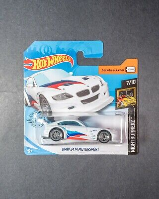 HOT WHEELS 2020 - BMW Z4 M Motorsport - Short Card - J Case