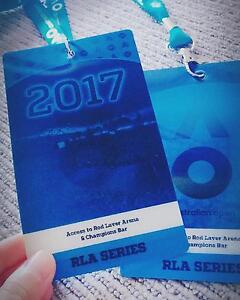 Australian open 2 tickets for 11am rod Laver arena category2 19 Crows Nest North Sydney Area Preview