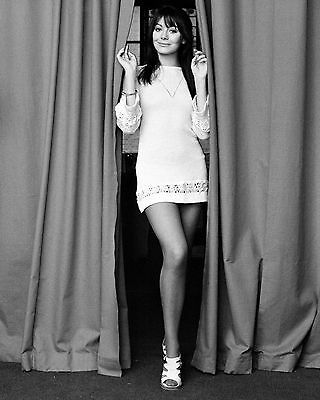 "Lesley Anne Down 10"" x 8"" Photograph no 6"