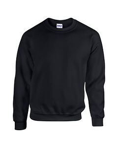 Sweatshirt Plain or personalised Sweat Shirt Jumper S to 7XL plus sizes