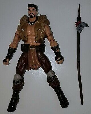 "Marvel Legends Spider-Man Rhino Wave 3 KRAVEN THE HUNTER Loose 6"" Figure Hasbro"