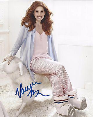 Actress Vanessa Bayer Signed Trainwreck 8X10 Photo 2 Coa Saturday Night Live Snl