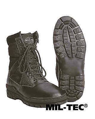 Mil-Tec Stiefel Schuhe SWAT BOOT SCHWARZ Stiefel Schuhe (Stiefel Swat)