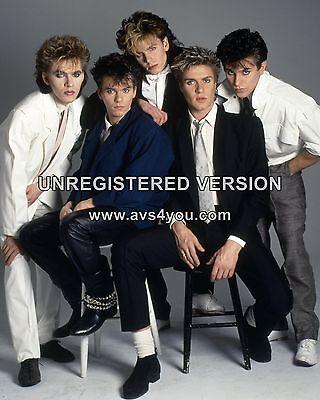 "Duran Duran 10"" x 8"" Photograph no 50"