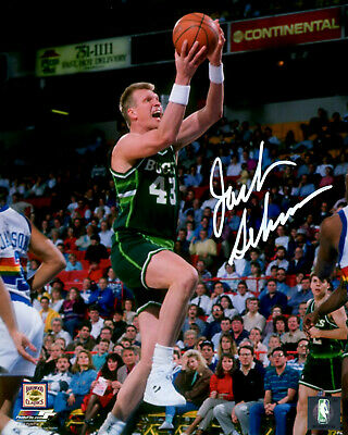 16x20 Hall Of Fame Photo - Milw Bucks JACK SIKMA Signed 16x20 Photo #2 AUTO - Hall of Fame - 7 x All Star