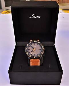 Sinn U-1 D Dune Diving Watch - Limited Collection Edition Kirribilli North Sydney Area Preview