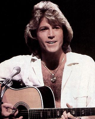 "Andy Gibb 10"" x 8"" Photograph no 2"