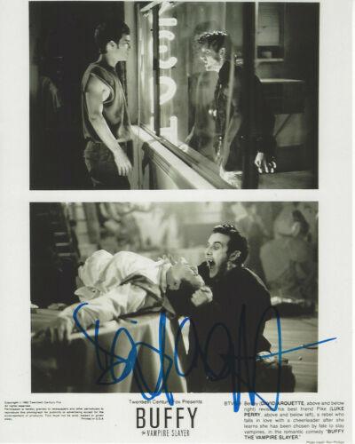 DAVID ARQUETTE SIGNED AUTHENTIC 'BUFFY THE VAMPIRE SLAYER' 8X10 PHOTO COA ACTOR