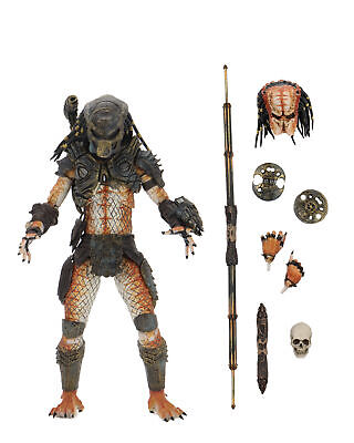 Predator 2 Ultimate Stalker Predator 7 Action Figure - NECA