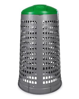 Ondis24 Abfallsammler Gardenbin Müllbeutelhalter Abfalleimer Recyclingbehälter
