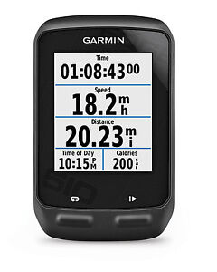 NEW Garmin Edge 510 Waterproof GPS-Enabled Cycling Bike Computer 010-01064-00