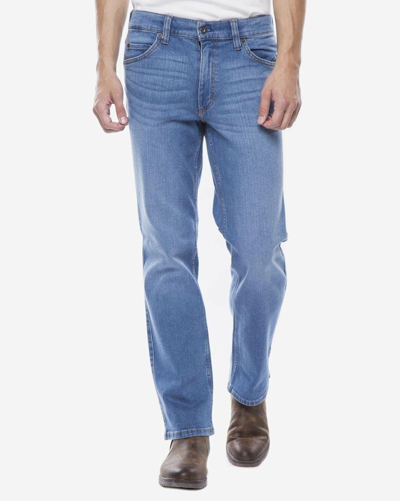 Mustang Herren Oklahoma (Tramper) Straight Jeans / Blau