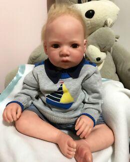"""Reborn Baby boy! Lifelike Doll 22"""" so real"""