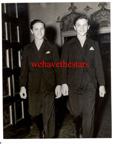 VINTAGE Mauch Twins AT TOVARICH PREMIERE
