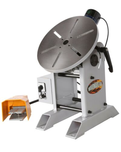 Weld Positioner Woodward Fab Adjustable Welding Table 800 Pound WFWP800