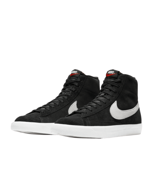 06 Nike Blazer Black