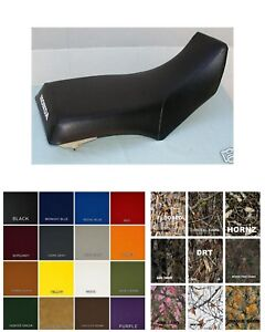 Honda TRX125 Seat Cover Fourtrax 125 1985 1986 TRX 125 in 25 COLOR OPTIONS  (ST)