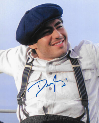 Danny Nucci Signed 8x10 Photo - TITANIC (1997) Movie  - RARE!!! #G995