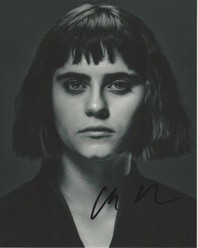 ACTRESS ALLY IOANNIDES SIGNED 8x10 PHOTO F w/COA INTO THE BADLANDS PARENTHOOD