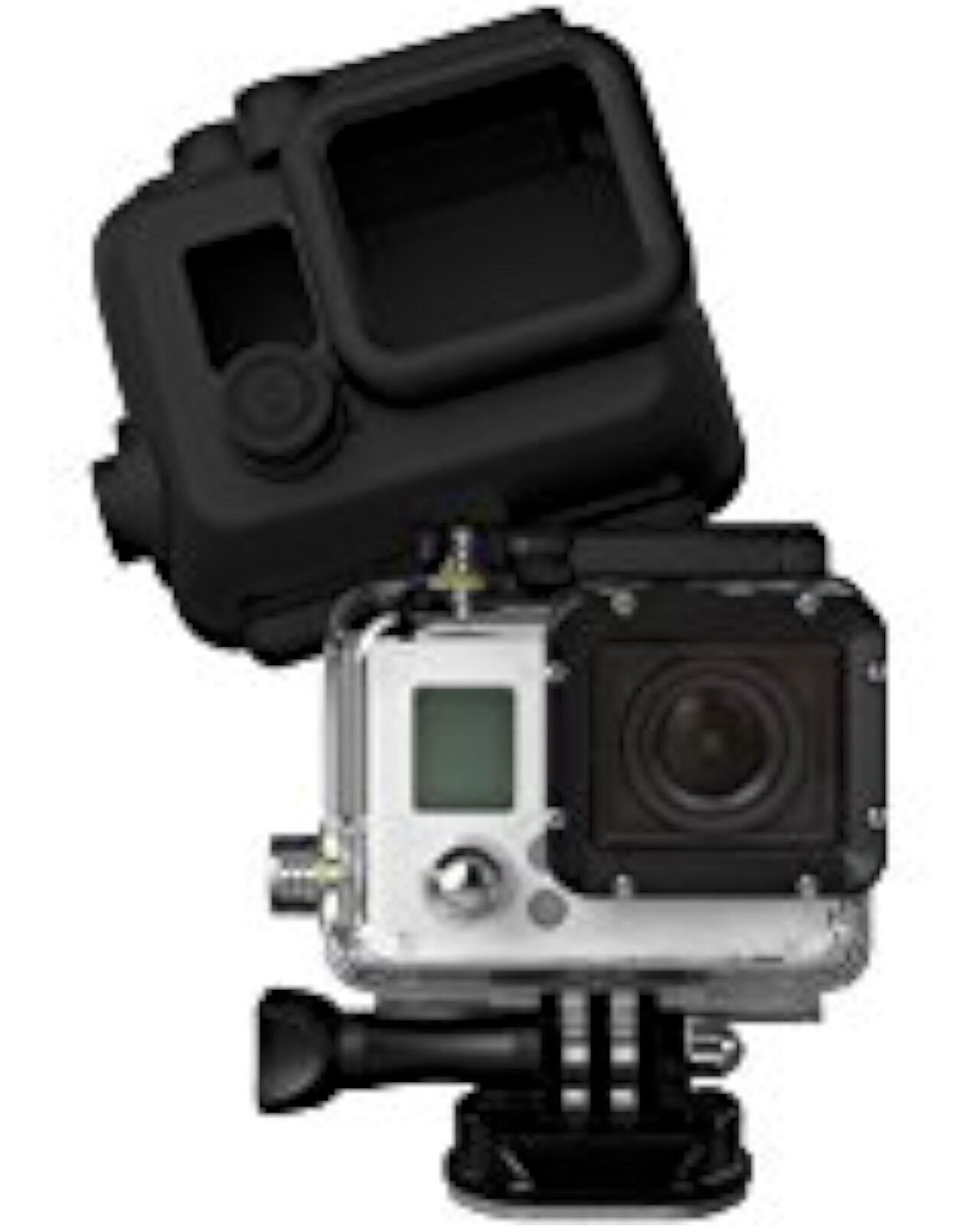 SEALED NEW Incase CL58072 Protective Case GoPro Hero 3 4 Digital ...
