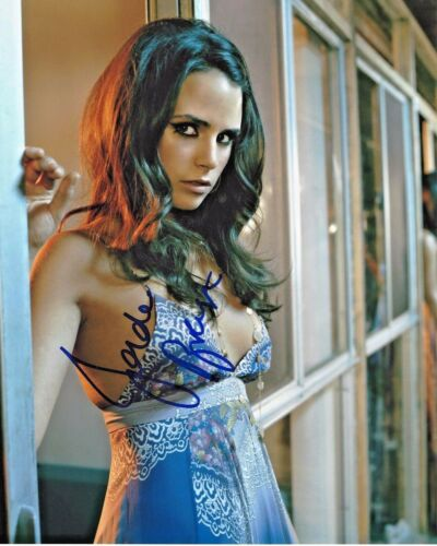 ACTRESS JORDANA BREWSTER SIGNED THE FAST AND FURIOUS 8X10 PHOTO W/COA 5 6 7 8