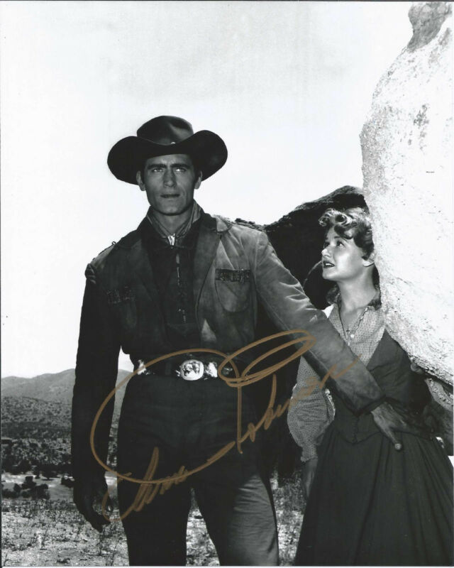 ANN ROBINSON HAND SIGNED AUTHENTIC 'WAR OF THE WORLDS' 8X10 PHOTO B w/COA